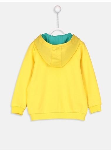 LC Waikiki Sweatshirt Sarı